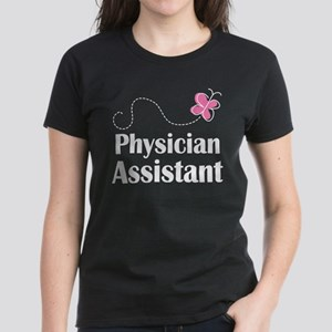 Physician Assistant Women's Dark T-Shirt